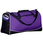 Large Tri-Color Dance Bag