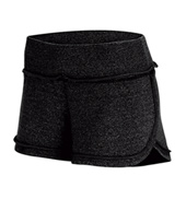 Ladies Plus Size French Terry Shorts