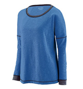 Ladies Plus Size Long Sleeve Tee