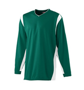 Youth Long Sleeve Warmup Shirt