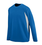 Adult Unisex Mesh Long Sleeve Jersey
