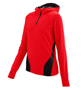 Ladies Freedom Hooded Pullover