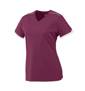 Girls Motion Short Sleeve Jersey