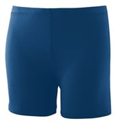 Ladies Plus Size 4 Inseam Shorts