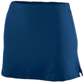 Ladies Plus Size Team Skort