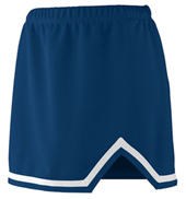 Ladies Plus Size Energy Cheer Skirt