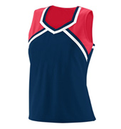 Ladies Plus Size Flyer Racerback Shell