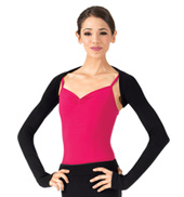 Adult Bamboo Warmup Long Sleeve Shrug