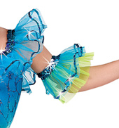 Under the Sea Arm Ruffles