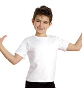 Fitted Short Sleeve Shirt for Boys