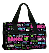 Dance International Duffle Dance Bag