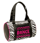 Jungle Zebra Dance Bag