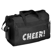 Zebra Cheer! Team Duffle Bag