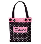 Dancin Dots Dance Tote