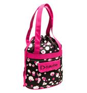 Dots for Dance Cinch Dance Bag