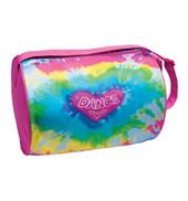 Girls Love Tie Dye Duffle Bag