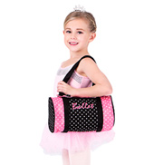 Dancin Dots Ballet Duffel