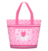 Tutu Cute Quilted Dance Tote