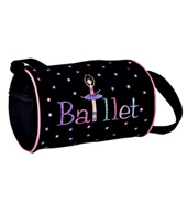 Geena Ballerina Duffle Roll