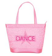 Quilted Star Dance Bag