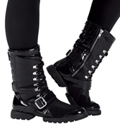 Adult Combat Deluxe Boots
