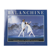 Balanchine; Book of Photos Life in Dance