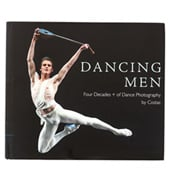 Dancing Men: Four Decades of Dance Photography by Costas