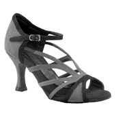 Ladies Madison 2.5 Latin/Rhythm Ballroom Sandal
