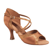 "Ladies ""Nadia"" 2.5"" Latin/Rhythm Ballroom"