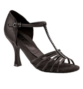 "Ladies ""Crystal Danielle"" 3"" Latin/Rhythm Ballroom Shoe"
