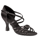 "Ladies ""Stella"" 2"" Latin/Rhythm Ballroom Shoe"