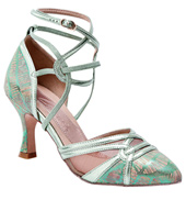 "Ladies ""Brianna"" 2.5"" Smooth Ballroom Shoe"