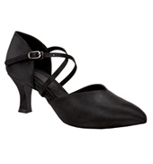 "Ladies ""Jaimee"" 2"" Smooth Ballroom Shoe"
