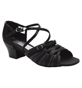 Ladies Elise 1.5 Heel Ballroom Shoe