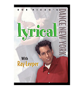 Dance New York - Lyrical with Ray Leeper DVD