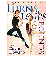 Bob Rizzos Turns, Leaps & Bounds DVD