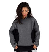 Womens The Flying Monk Hoodie Sweatshirt
