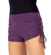 Child Side Tie Shorts