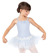 Child Tulle Skirt Camisole Dress
