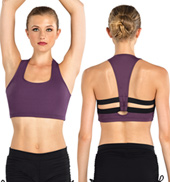 Adult Racer Back Bra Top