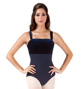 Adult Tank Velvet Leotard