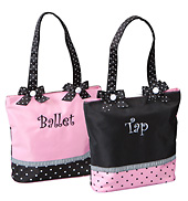 Ballet/Tap Combo Tote