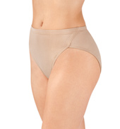 Adult High Jazz Cut Briefs