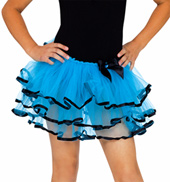 Tutu with Ribbon Trim