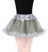 Girls Helen Ruffle Sequin Tutu