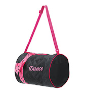 Polka Dot Dance Duffle