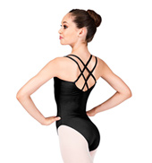 Adult Double Strap Camisole Leotard