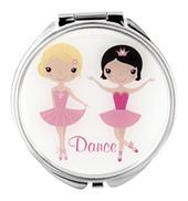 Little Ballerinas Compact Mirror
