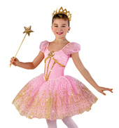 Girls/Adult Someday My Prince Will Come Euro Dress