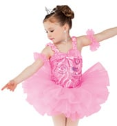 Girls/Adult Sweet Melody 2 in 1 Costume